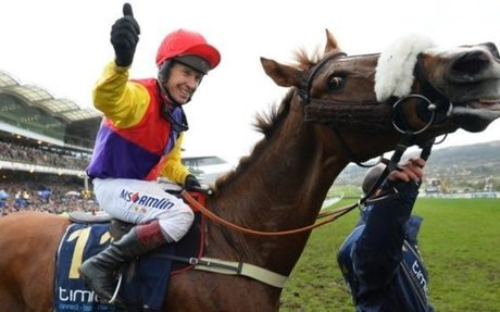 Horse Racing: Native River romps to Gold Cup success at Cheltenham