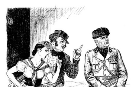 Cartoons about Communism and Fascism from Punch | PUNCH Magazine Cartoon Archive