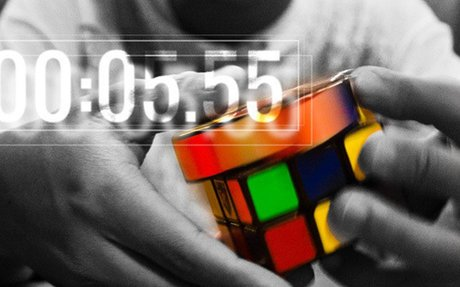 Speedcubing : History and rules - The Rubik's Cube