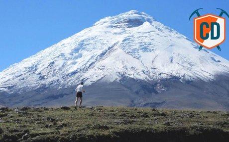 Kilian Jornet's New Nemesis Smashes His Aconcagua Speed Record | EpicTV Climbing Daily, Ep