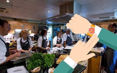How To Avoid Overtime Violations with Restaurant Software