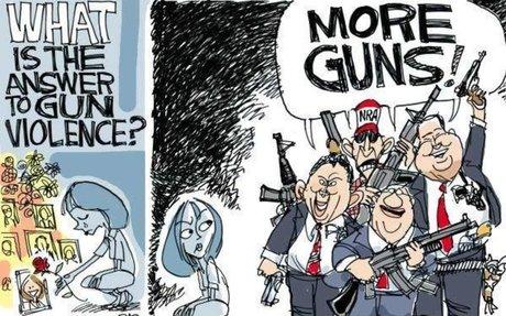 More Guns More Violence? : An Affirmation