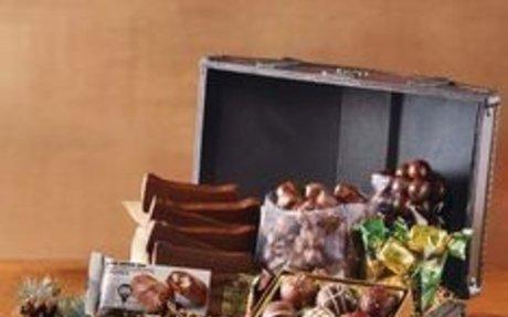 Chocolate Treasure Box from Harry & David