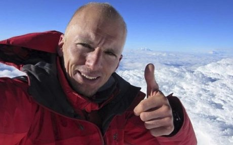 Nuevo récord para el ecuatoriano Karl Egloff - Trail