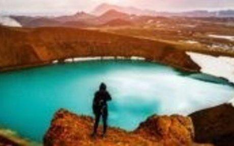 Repjegykirály - Izlandi utazás milliók nélkül? Igen, lehetséges!