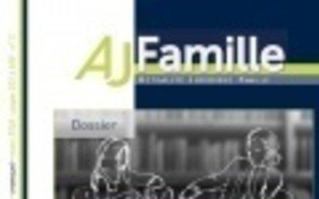 Forum Famille Dalloz » Parole de l'enfant dans les MARD