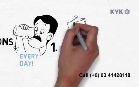 KYK Alkaline Ionized Water