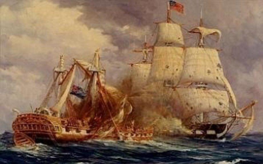 A New Era Of Naval Warfare!