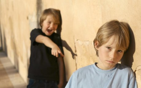 Child Healing: Anger and Anxiety from Bullying