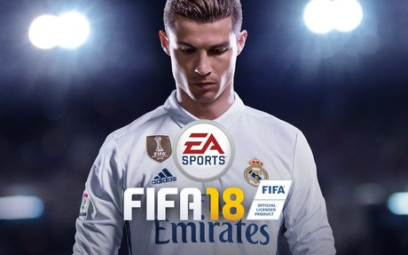 Cristiano Ronaldo - FIFA 18 Cover Star - EA SPORTS Official Site