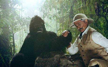 Chapter 1 of 6 -  Arm-wrestling a Gorilla - Goyal & Co   Hariyana Group - Ad Film (60 secs