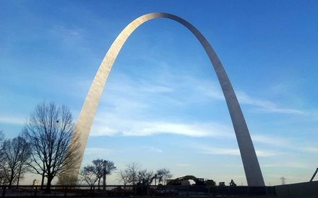 Gateway Arch St. Louis | History, Activities, Events and More