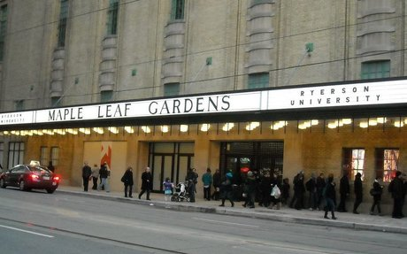 The Toronto Ultra Have a New Home: The Old Maple Leaf Gardens