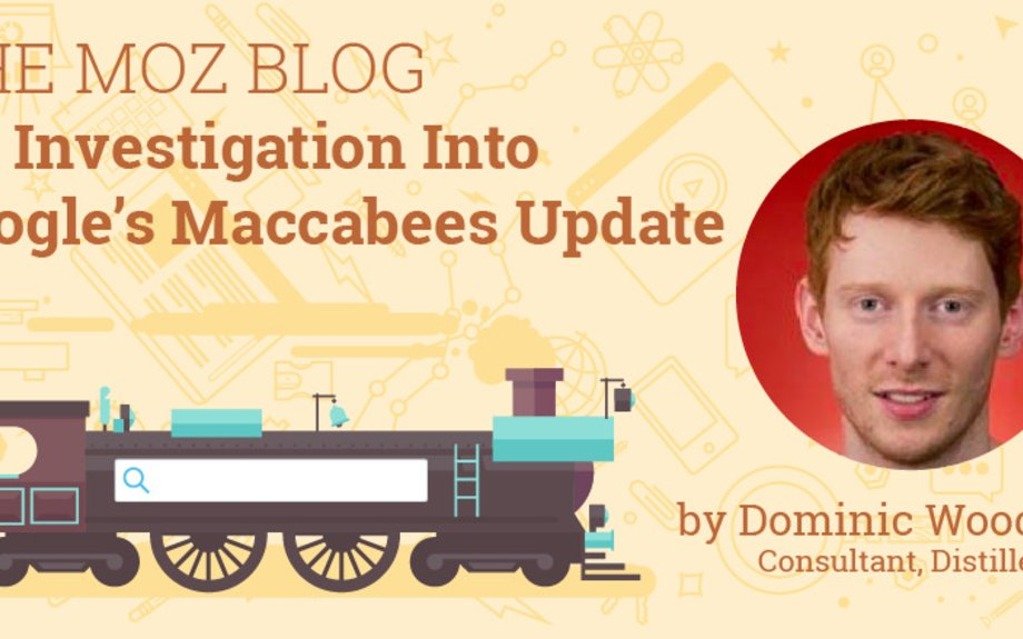 An Investigation Into Google's Maccabees Update