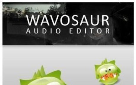 Wavosaur   Audio Editor with VST and ASIO support