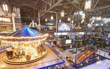 Galeries de la Capitale Unveils Overhauled Méga Parc Amusement Centre [Photos/Video]