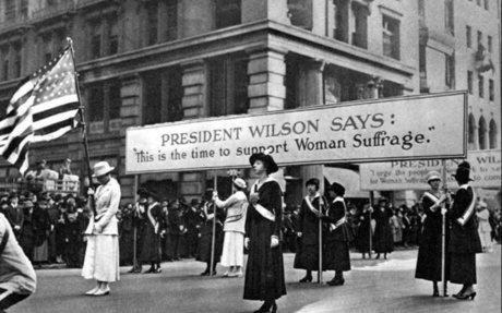 2. 19th Amendment/Women's Suffrage