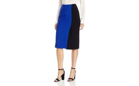 Ellen Tracy Women's Highwaisted Pencil Skirt