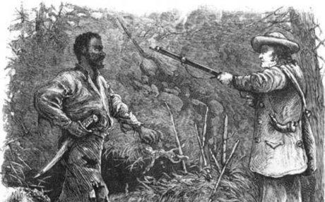 Nat Turner | American slave and bondsman