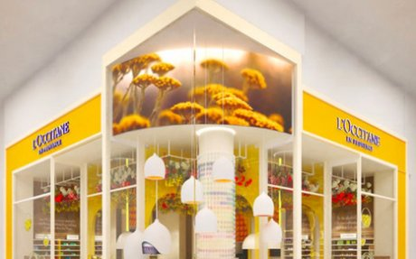 L'Occitane en Provence Unveils First-of-its-Kind Digital Experience Flagship [Photos]