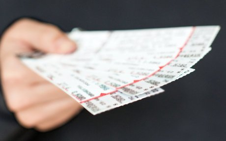 Proposed Ticket Selling Laws May Pass Third Reading Vote Today