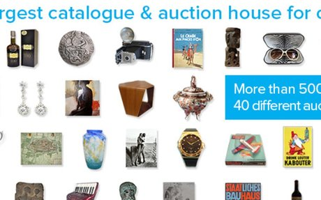 Weekly auctions for special objects.Casual- Auctions the Best Auctions in The World.