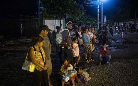 Trump considering plan to ban entry of migrants at southern border, deny asylum