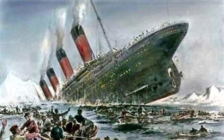 Sinking of the Titanic Facts for Kids: US History ***