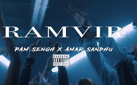 Mind Blow | Amar Sandhu | Ramvir | Pam Sengh  (Official Music Video)