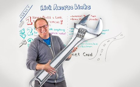 Risk-Averse Link Building - Whiteboard Friday