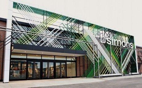 La Maison Simons Opens 1st 'Net Zero' Energy Retail Store [Photos]
