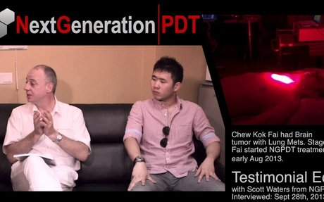 NGPDT - Patient Testimonial from Chew Fai
