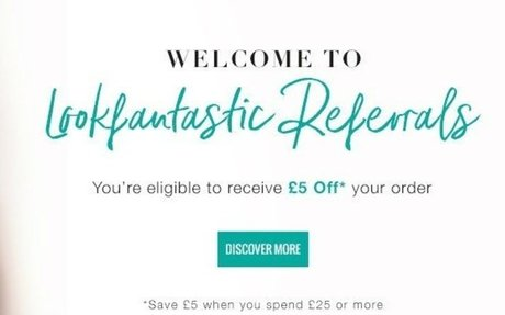 Receive £5 off your order!