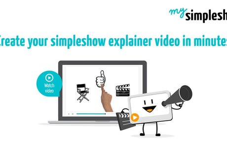 mysimpleshow: create your own explainer video in minutes