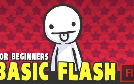 TUTORIAL: Basic Flash for Beginners (Adobe Flash)