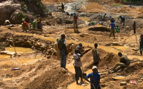 High possibility Mica used in the Electronics Industry is linked to Child Labour. - Good E