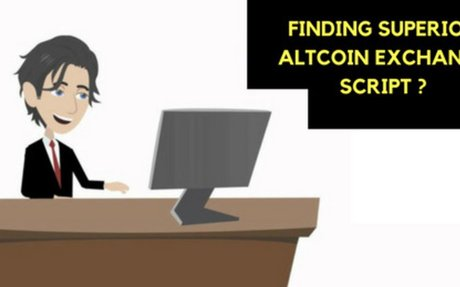 Where to find superior altcoin exchange script for digital asset exchange website ?