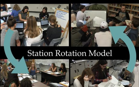 Station Rotation Model: Grouping Strategies