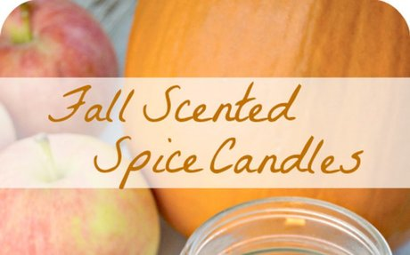 Fantastic Homemade Candle Recipes