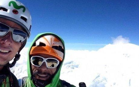 Nuevo récord para Karl Egloff: ascenso y descenso al Huascarán en 11 horas