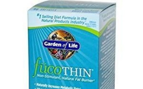 Garden Of Life - FucoThin 90 Gels : Everything Else