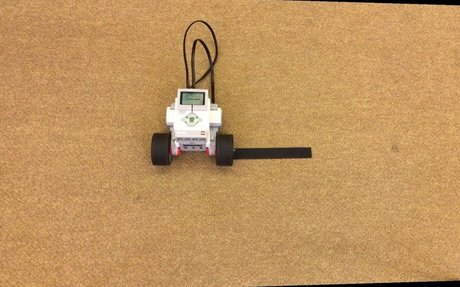 U-Turns Using EV3 Software