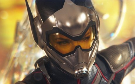 Why 'Ant-Man and the Wasp''s Heroine Is a Crystal Ball for Marvel