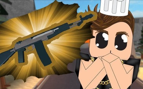 THIS GUN IS SO OVERPOWERED (Roblox Phantom Forces)