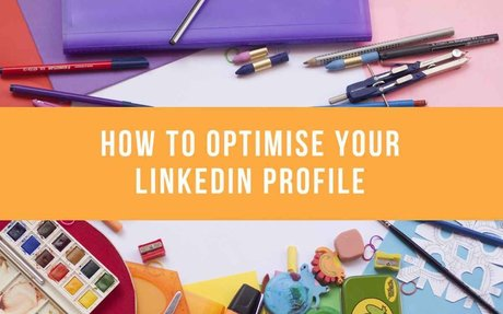 How To Optimise Your LinkedIn Profile #PersonalBand