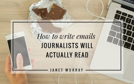 How to Write Emails Journalists Will Actually Read