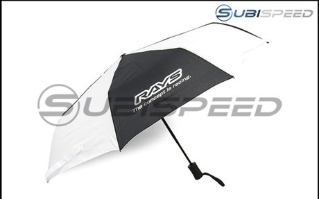 Rays Retractable Umbrella
