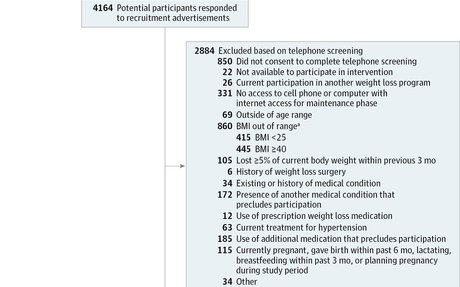 Monitoring and Feedback for Long-term Weight Loss