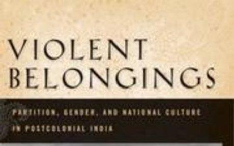 Description: Violent belongings :