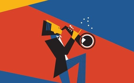5. Jazz in the 1920's and sparks ideas
